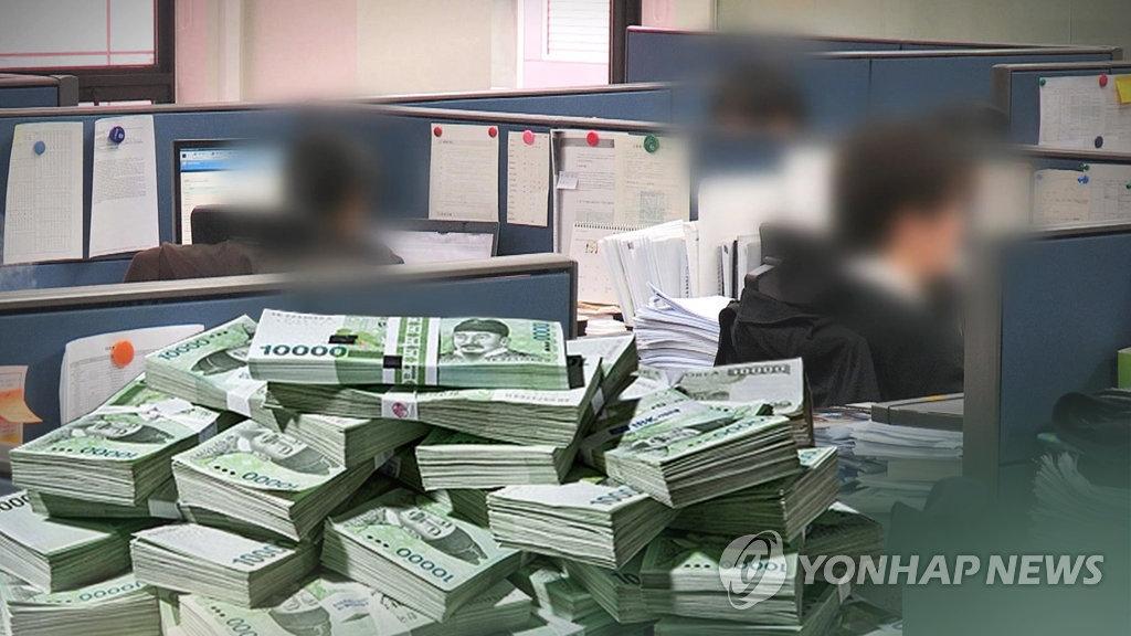 调查:首尔自由职业者平均月薪低于最低工资标准 - 1