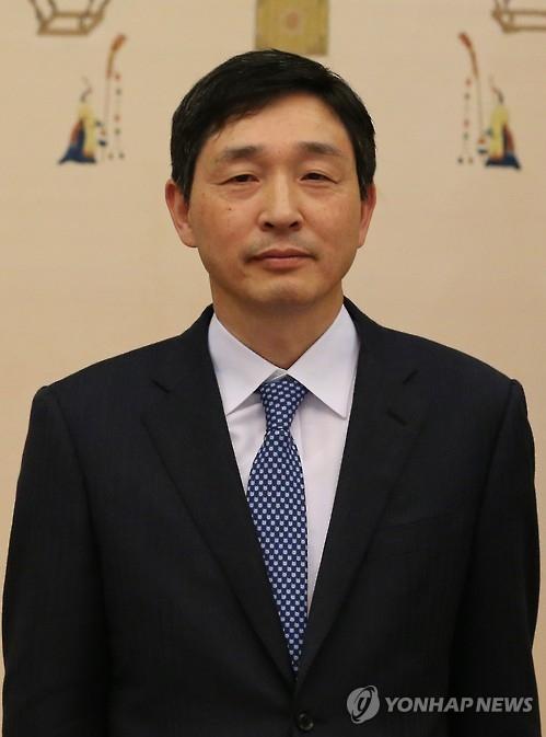 将于4月16日就任韩-东盟中心秘书长的李赫(韩联社)