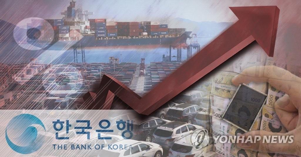 韩国央行维持今年经济增速预期为3% - 1