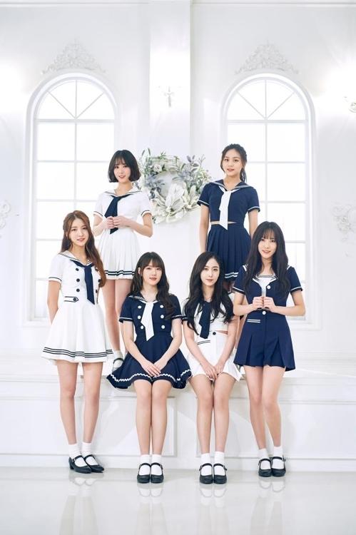 女团GFRIEND(韩联社/Source Music提供)
