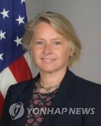 资料图片:美国国务院代理助理国务卿苏珊·桑顿(韩联社)