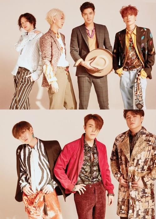 男团Super Junior(Label SJ提供)