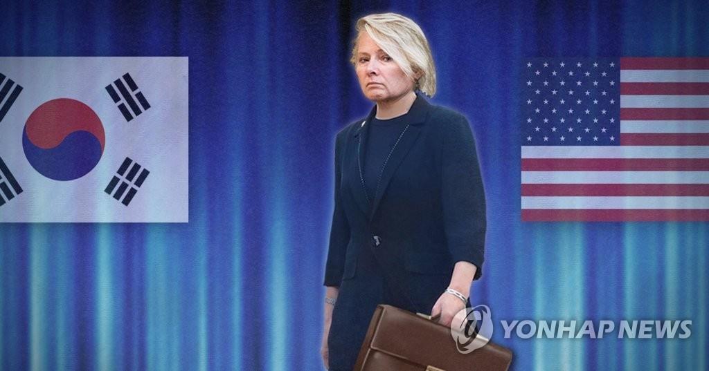 美国务院亚太事务代理助卿桑顿今起访韩 - 1