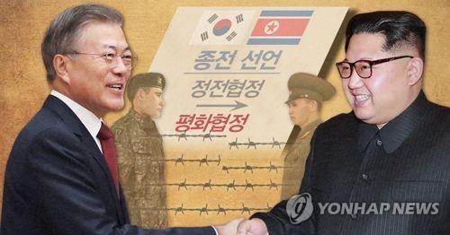 文在寅专注韩朝首脑会谈筹备暂停外部安排 - 1