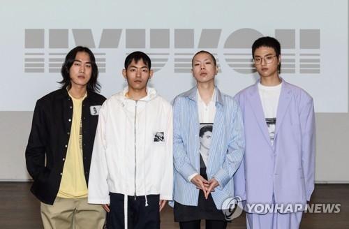 乐队HYUKOH(韩联社)