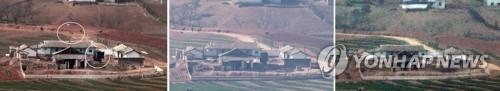 韩军预测朝军边境喊话喇叭一两天内拆除完毕