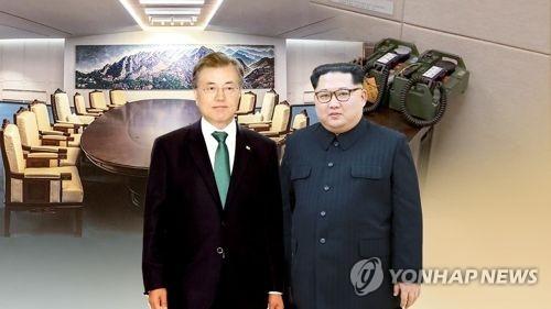 韩青瓦台:韩朝首脑本周或通话讨论金特会