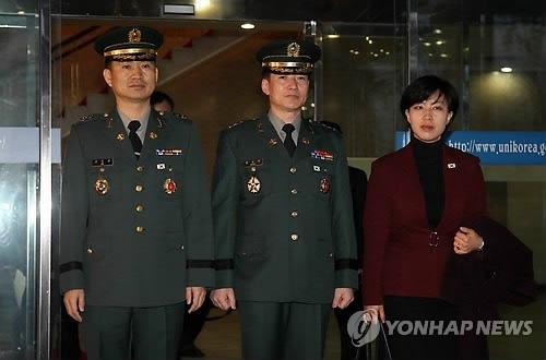 韩青瓦台国防改革秘书担任韩朝军事会谈韩方代表