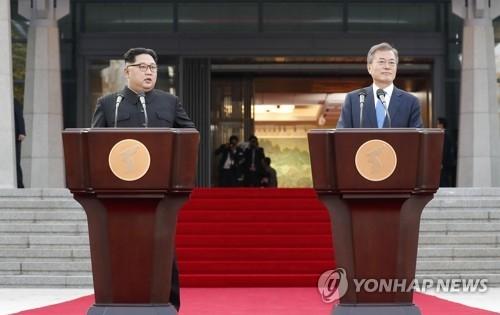 韩青瓦台:韩中日峰会拟发声明支持韩朝宣言