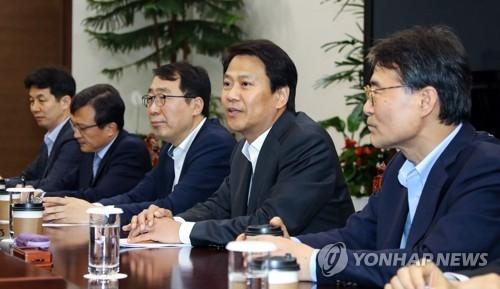 韩拟在5月中旬前与朝开高级别会谈