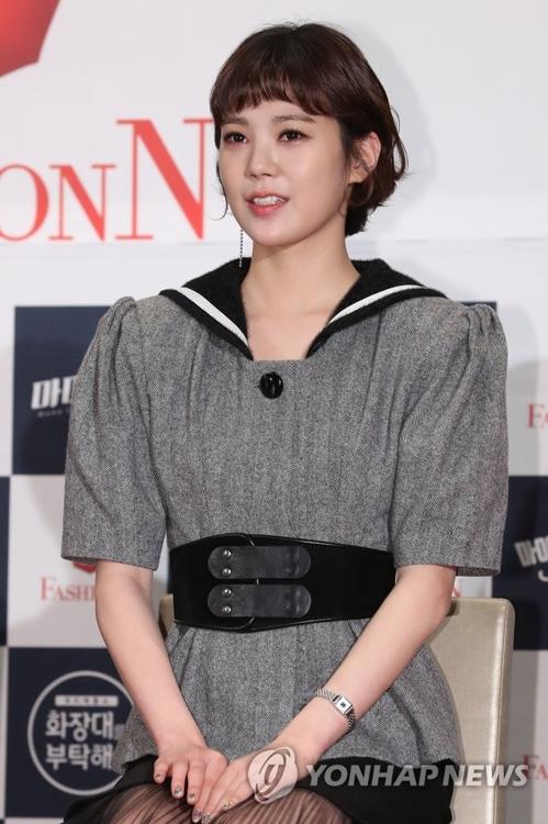 歌手Lizzy(韩联社)