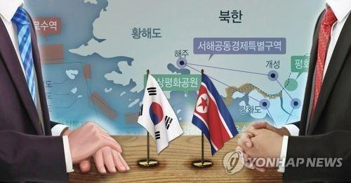 韩军建专项组落实板门店宣言