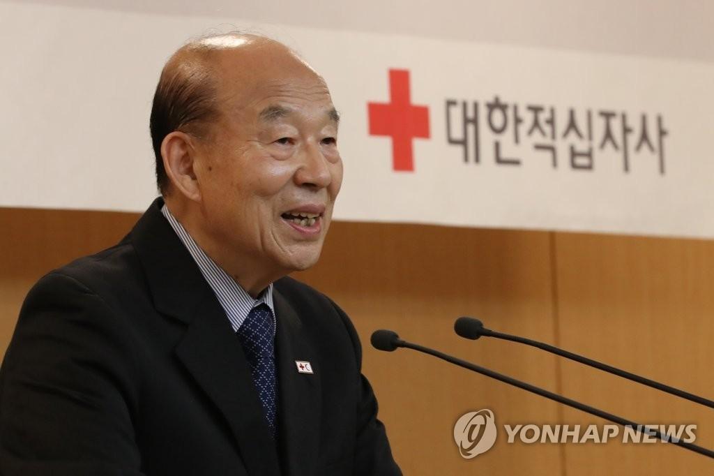 韩红十字会愿与朝方合作根本解决亲属团聚问题