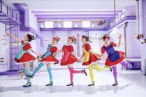 资料图片:Red Velvet(韩联社)