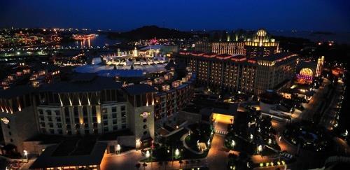 圣淘沙名胜世界度假村(韩联社)