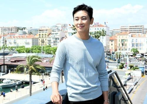演员朱智勋(韩联社/CJ娱乐提供)