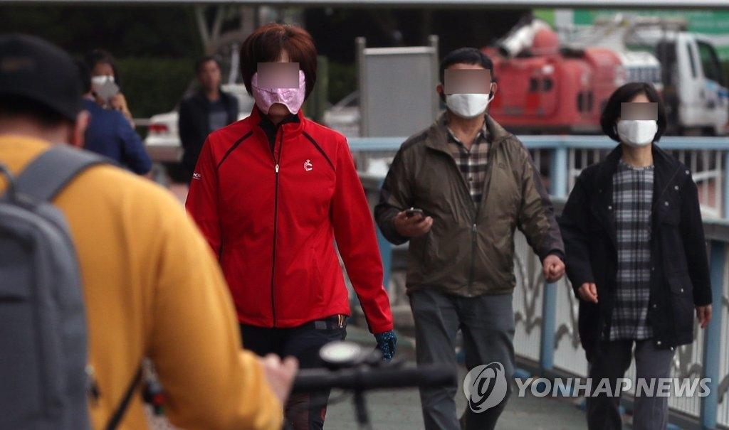 调查:雾霾最令韩国人不安