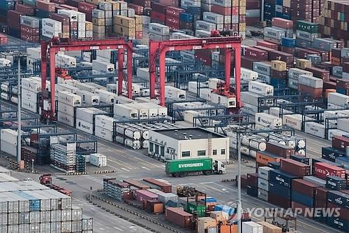 韩政府明派团赴上海洋山港考察
