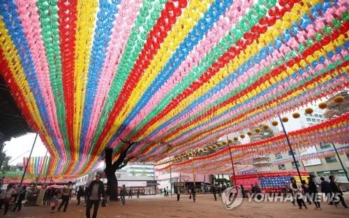 韩朝将于佛诞节共诵祈愿文