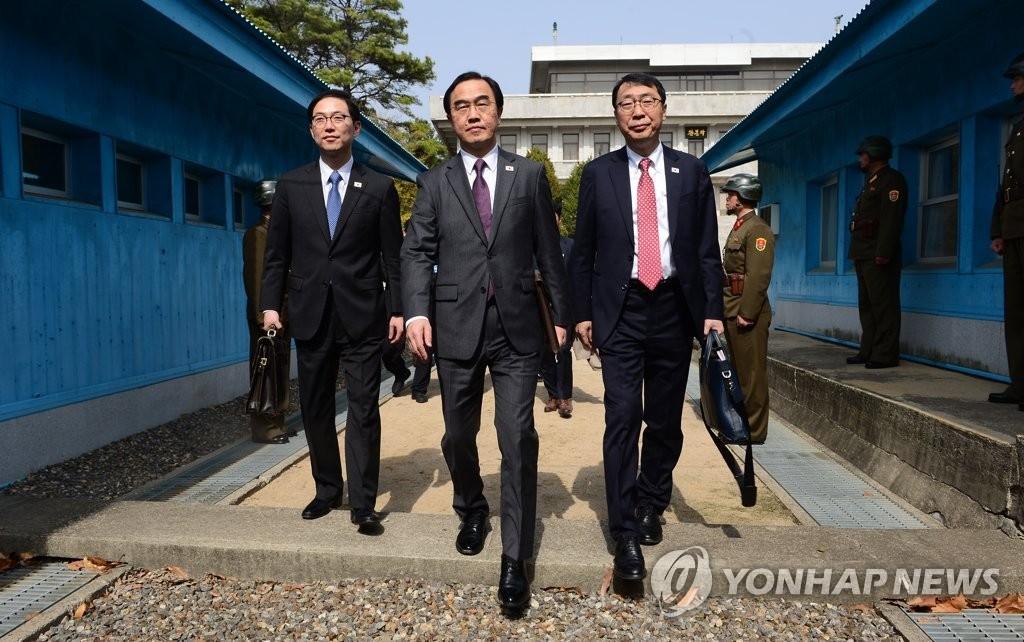 韩青瓦台:正了解朝鲜涉高级别会谈通知的含义