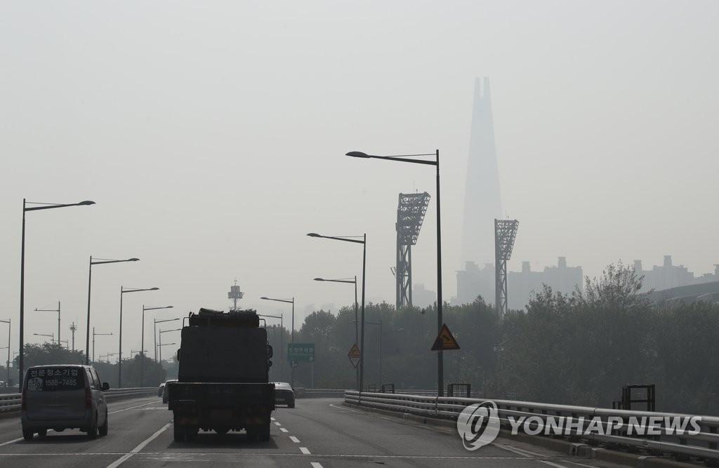 韩青瓦台:韩中日细颗粒物研究结果6月出炉