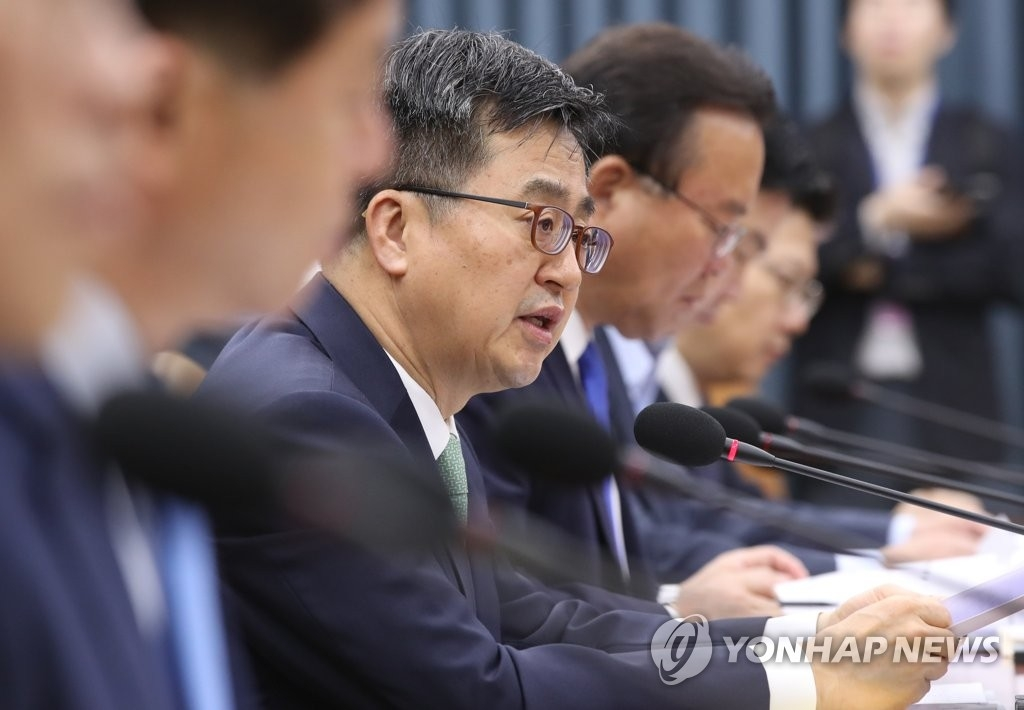 韩政府将公开对外汇市场干预情况