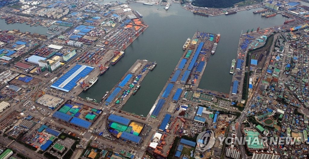 仁川港建物流基地攻占中国海淘市场