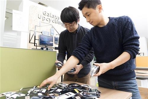 三星旧手机回收利用项目在美获年度环保奖
