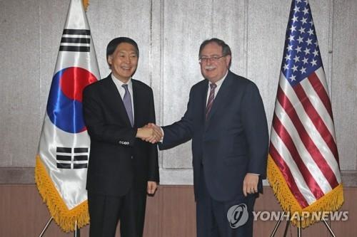 韩官员:美方表明驻韩美军规模将不变