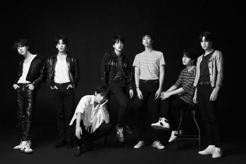 BTS新歌登顶韩国六大音乐排行榜