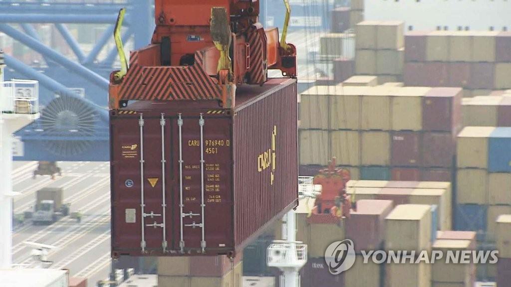 韩5月前20天出口同比增14.8%