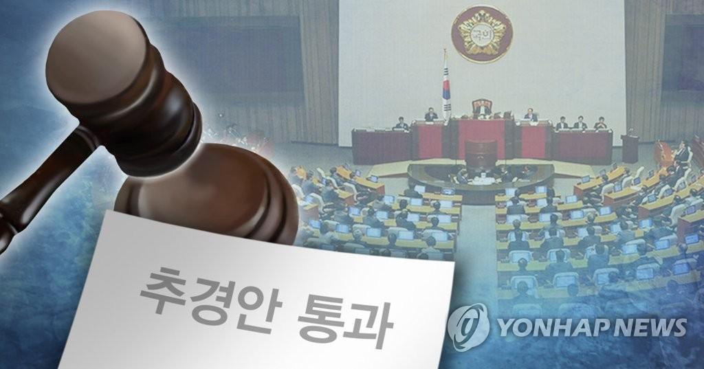 韩国国会通过补充预算案 总额224亿元 - 2