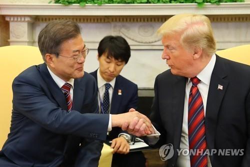 文在寅:坚信朝美首脑会谈将成功举行实现半岛和平