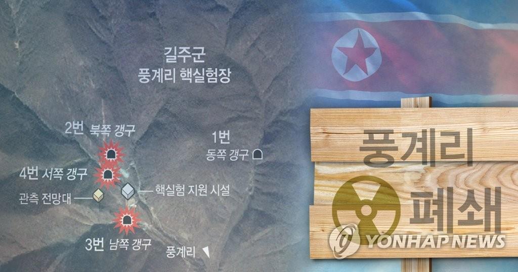 朝核武研究所声明:完全拆除北部试验场
