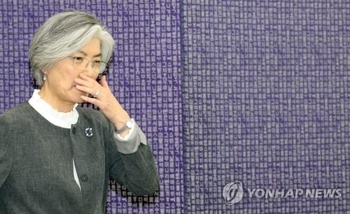 韩外长:朝美需要首脑授意的当面磋商