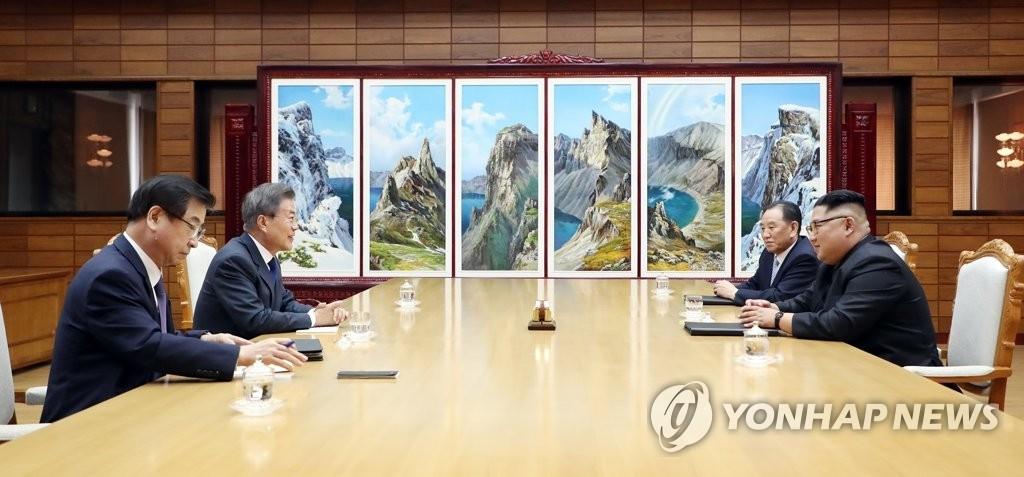 详讯:朝媒报道文金再会 金正恩强调见特朗普决心