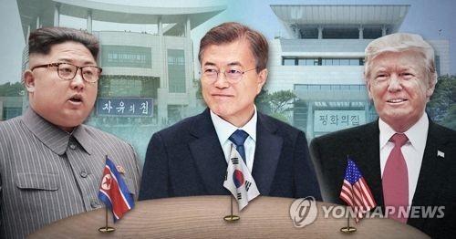 韩青瓦台:韩朝磋商促成朝美互不侵犯宣言