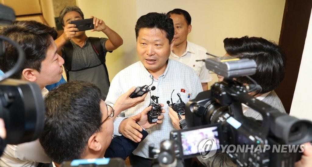 朝鲜驻新大使馆:对朝美高官狮城会晤不知情