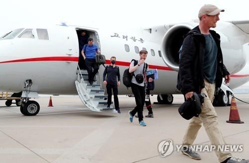 访朝观废核韩记者团:核试验场10公里内荒无人烟