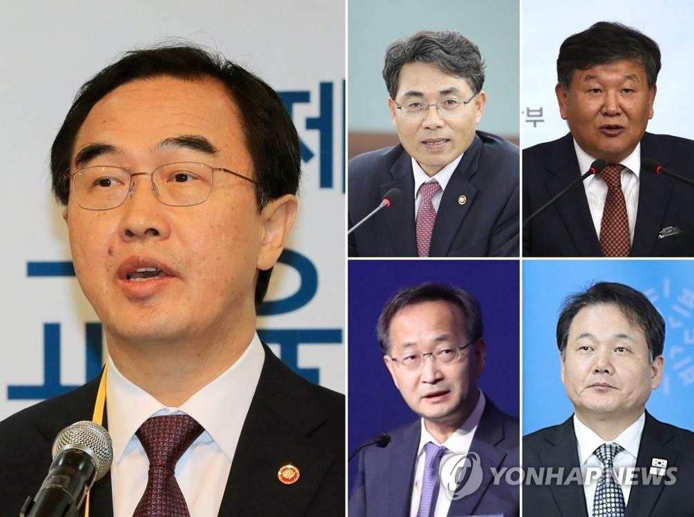 详讯:韩向朝通报高级别会谈代表团名单