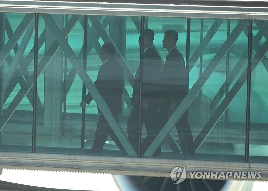 朝鲜统战部长从北京启程赴美协调金特会议题