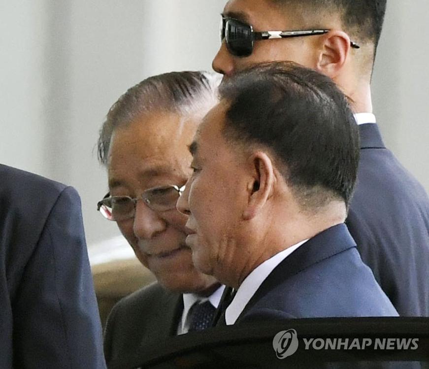 详讯:朝高官从北京启程赴美协调金特会议题