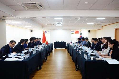 第11次韩中山林合作委员会会议在韩举行