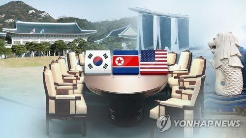 韩青瓦台否认派员赴新筹备韩朝美峰会