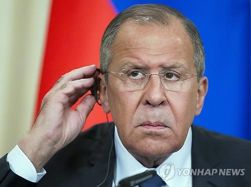 朝媒报道俄外长到访消息