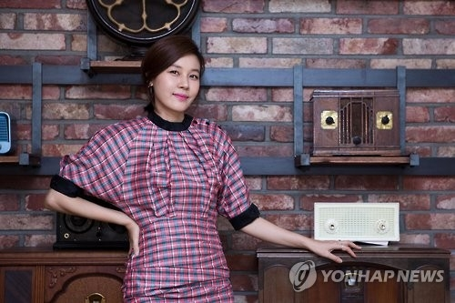 资料图片:韩国演员金荷娜(韩联社)
