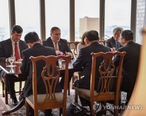 简讯:美国务卿称朝美磋商获进展需金正恩做决定