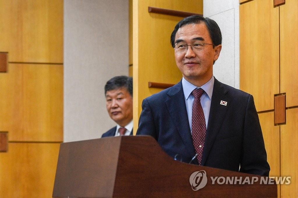 详讯:朝鲜表示正在研究被扣韩国公民问题