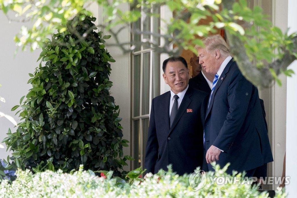 韩青瓦台欢迎朝美将如期举行首脑会谈