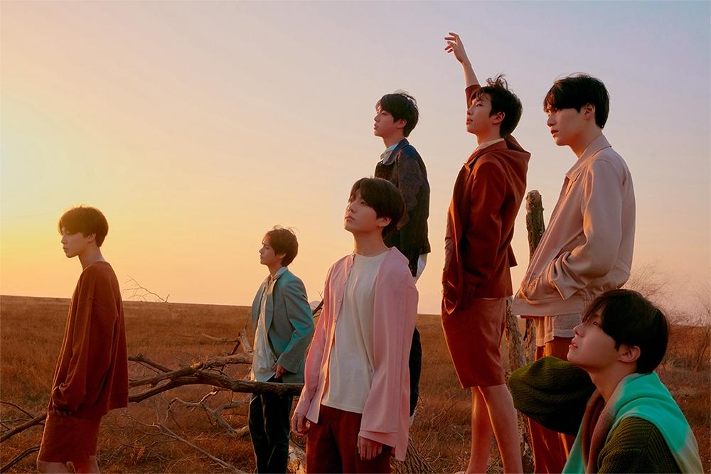 BTS迎出道5周年举行庆典活动